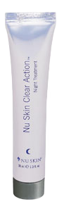 Clear Action Night Treatment