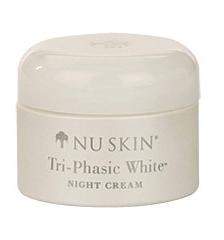 Tri Phasic White Night Cream