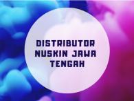 Distributor Nuskin Jawa Tengah