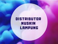 Distributor Nuskin Lampung