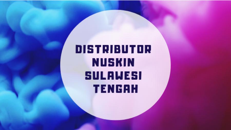 Distributor Nuskin Sulawesi Tengah